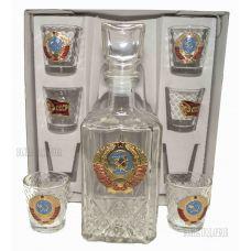 """Набор для крепких напитков """"СССР"""""""