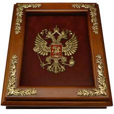 """Ключница """"Герб России"""" 29х34 см"""
