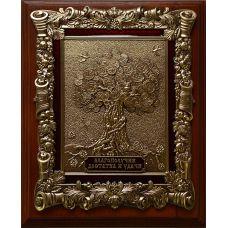 "Ключница ""Денежное дерево"" размер 26х21см"