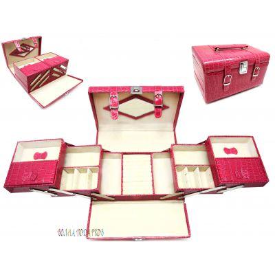 Купить Шкатулка для ювелирных украшений Valise J124D в Москве