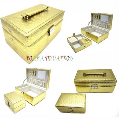 Купить Шкатулка для ювелирных украшений Valise J390 в Москве