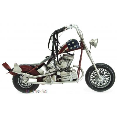 Купить Модель мотоцикла HARLEY DAVIDSON EASY RIDER 1940'S-1950'S в Москве