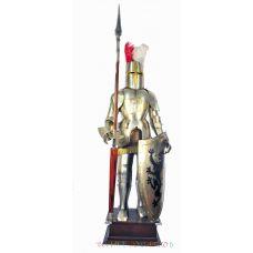 Рыцарь напольный  с копьем и щитом