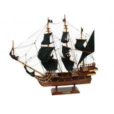 """Модель пиратского корабля """"Морган Галеон"""""""