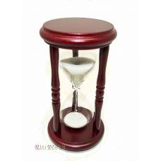 """Песочные часы""""Большой бизнес""""на 1 час,высотой 60см!"""