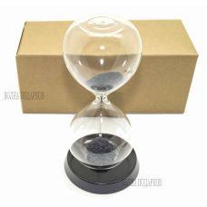 Часы песочные магнитные Завораживающая иллюзия, высотой 16 см