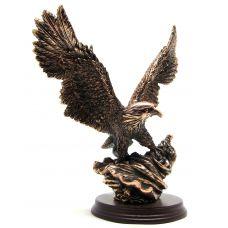 """статуэтка """"Орел на флаге""""  25см"""