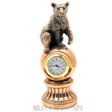 """Часы """"Медведь"""""""