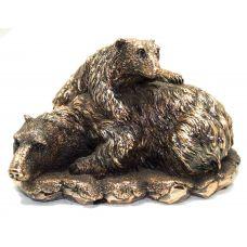 "Статуэтка""Медведи"""