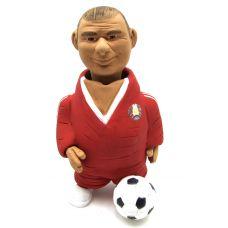 статуэтка  Футболист релаксант