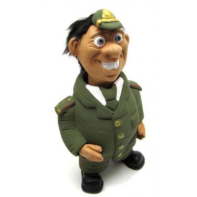 Купить Фигурка релаксант «Военный» в Москве