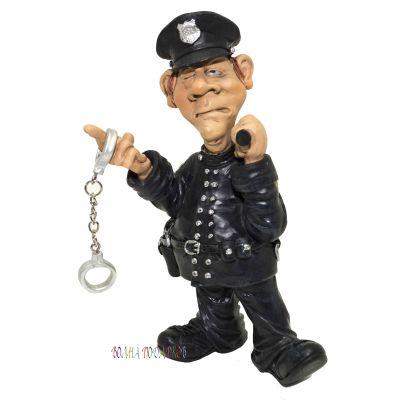 Купить Статуэтка Полицейский в Москве