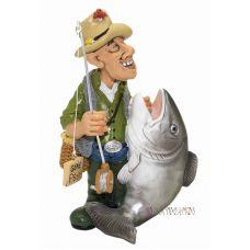 Статуэтка Рыбак и рыба