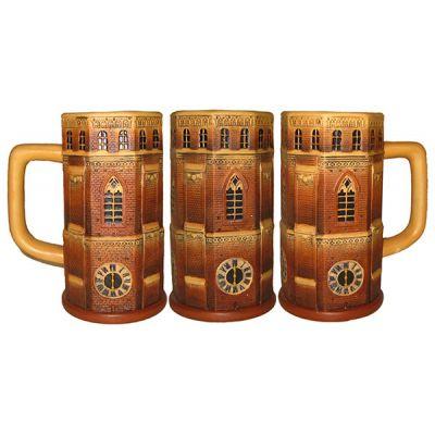 Купить Кружка пивная  «Часовая башня» в Москве
