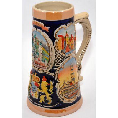 Купить Кружка пивная  «Старая Бавария» в Москве