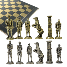 Шахматный набор  Великая Отечественная война 1941-1945 г.