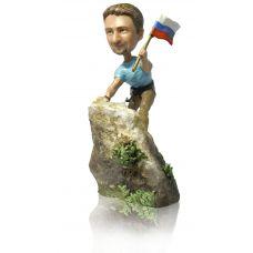 Подарок альпинисту «Вершина мира»