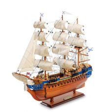 SP-12 Модель российского линейного корабля 1784г.