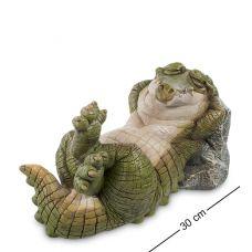 CD-7111-LC Фигура бол. Крокодил