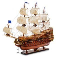 SP-04 Модель французского линейного корабля 1669г.