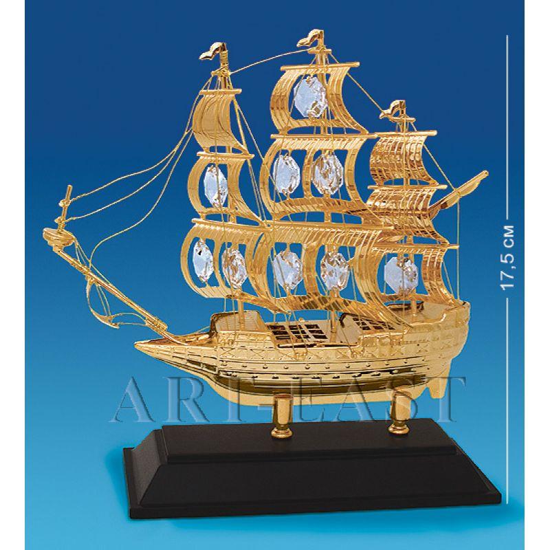 Корабль в подарок символизирует 56