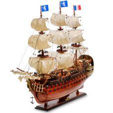 SP-03 Модель французского линейного корабля 1668г.