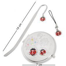 WIN- 72 Подарочный набор серебр.