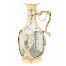 Штоф под вино со стеклом № Пс2580/3 (C.D.C)