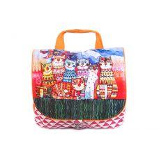Рюкзак хлопок с декор. отделкой №АВ913А