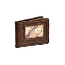 Визитница карманная «Вокруг света» 004-08-04М