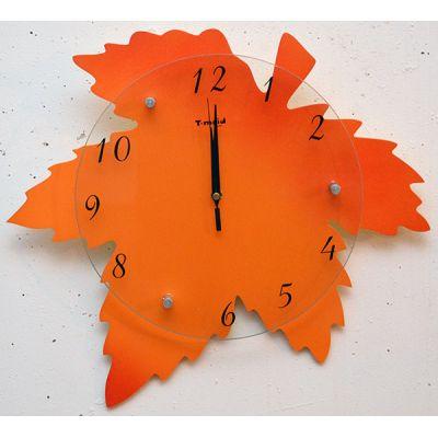 """Купить Оригинальные часы """"Кленовый лист"""" в Москве"""