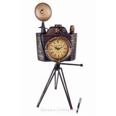 Часы Фотоаппарат, высота 50см