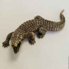 Статуэтка  Крокодил,26см
