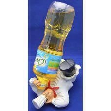 Подставка для бутылки Повар на отдыхе