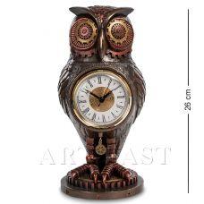 WS-186 Статуэтка-часы в стиле Стимпанк