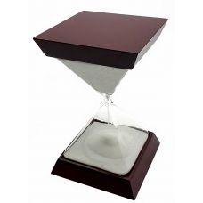 Часы песочные  ПИРАМИДЫ 10 минут белый песок