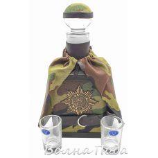"""Набор для напитков """"Господа офицеры"""" ,0.5л"""