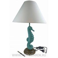Лампа -морской стиль,высота 50см