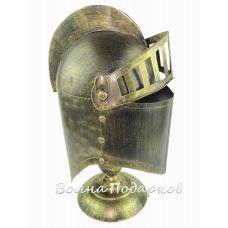 Шлем средневековый из металла
