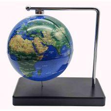 Парящий Глобус на подставке, высота 15 см