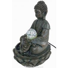 """настольный Фонтан """"Будда"""", высота 30 см"""