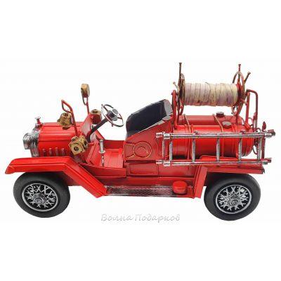 Купить Ретро модель пожарной машины,26см в Москве