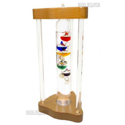 Купить Термометр Галилея высотой 19см в Москве