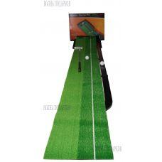 """Набор для гольфа """"Бизнес"""" с дорожкой 2 метра"""