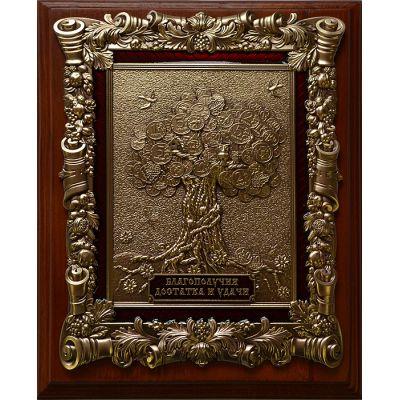 """Купить Ключница """"Денежное дерево"""" размер 26х21см в Москве"""
