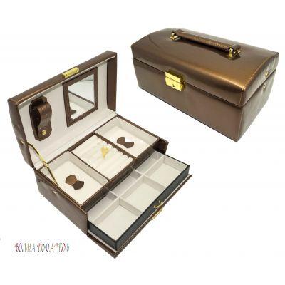 Купить Шкатулка для ювелирных украшений Valise Z165B в Москве
