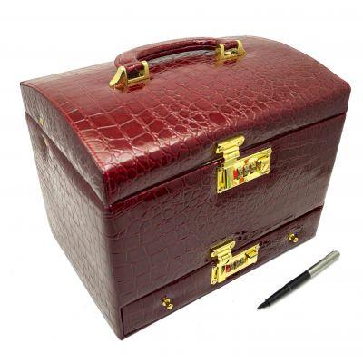 Купить Шкатулка для косметики и украшений Valise J187 в Москве