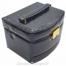 Шкатулка для ювелирных украшений Valise 2781 BLACK