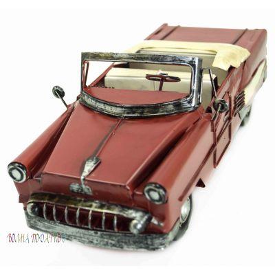 """Купить Коллекционная модель ретро автомобиля """"Cadillac Sixty Two Convertible Coupe 1952""""  в Москве"""