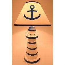 Лампа настольная в морском стиле,40см